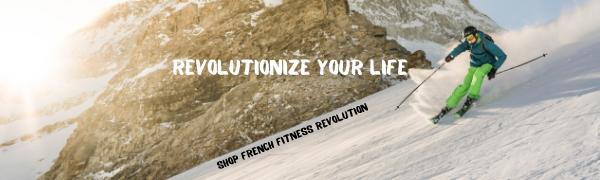 REVOLUTIONIZE YOUR LIFE SHOP FRENCH FITNESS REVOLUTION