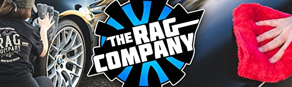 The Rag Company Premium Microfiber Brake Buster