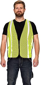 safety vests orange