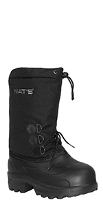 Nat's boots atv boots women winter boots mens winter boots snowmobile boots