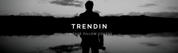 Trendin Lake Pillow Cover