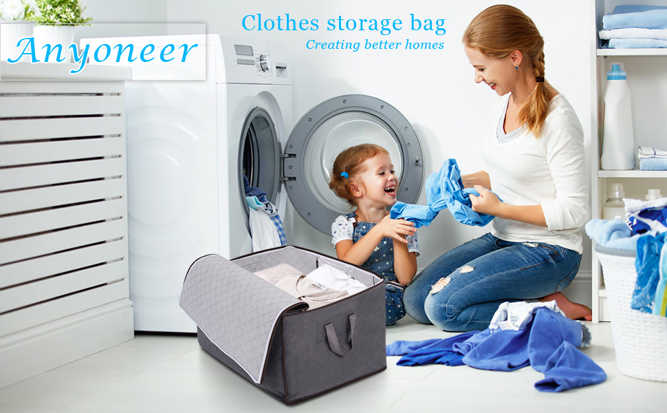Clothes Storage Bag