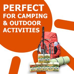 camping food, outdoor food
