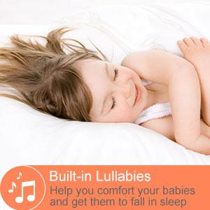 Built-in Lullabies