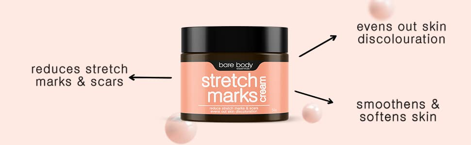 Benefits of Stretch Marks Cream