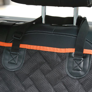 bench car seat cover