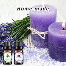 essential oil candle making
