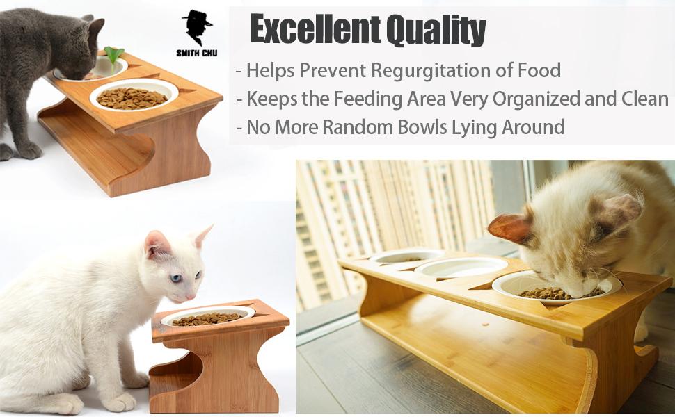 Dog Cat Food Water Bowls