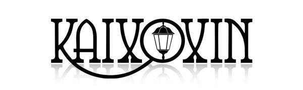 Kaixoxin solar garden lights