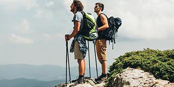 mens lightweight hiking shorts