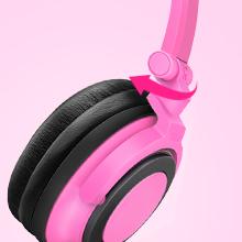Rotate headphones