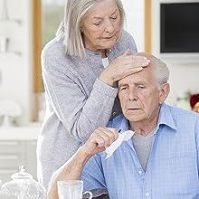 caregiver pager for elderly senior