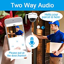 Support Two-Way Audio