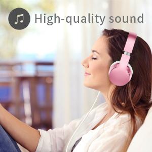 High -Quality sound Headphones