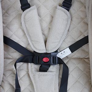 five seat harness