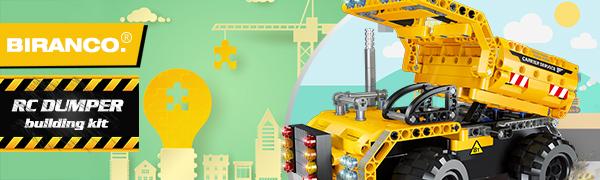 Dumper Building Kit