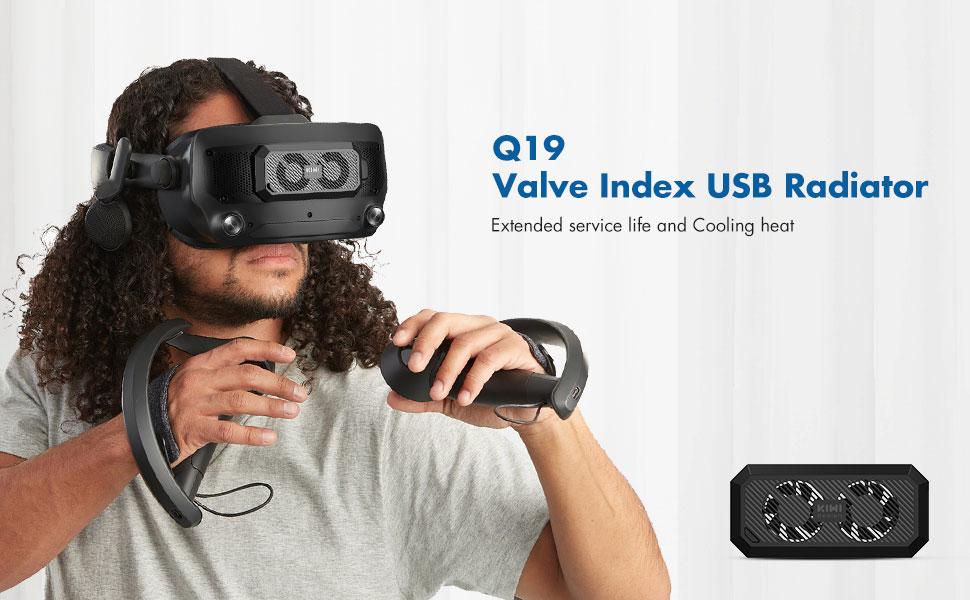 USB Radiator Fans Accessories for Valve Index