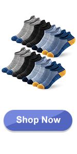 Newdora Chaussettes Homme,6 Paires de Chaussettes Confortables Neutres d/'/équipage en Coton de Performance Ray/ée,Adapt/é pour les Sports,Loisirs,Course,Randonn/ée,Plein Air,Travail d/'affaires