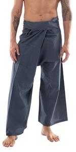 mens womens thai fisherman yoga pants comfy casual summer beach wide leg yoga pants cotton