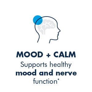 Mood and Calm Support