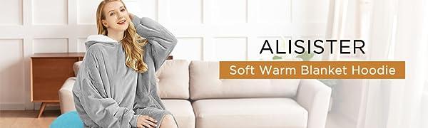 blanket hoodie for women