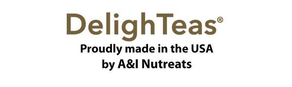 Delighteas by A&I Nutreats