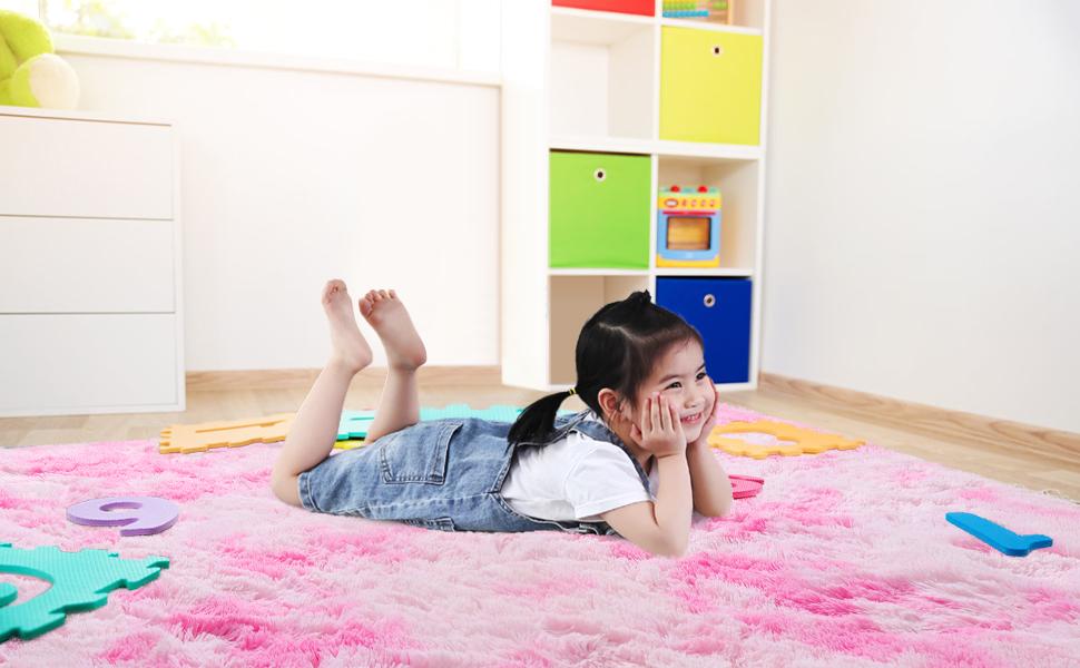 rug for girls