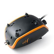 Large fish tank air pump