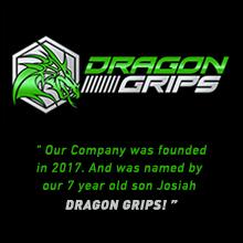 Dragon Grips Story