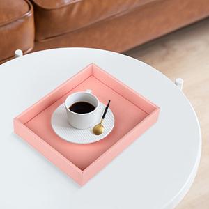 remote tray coffee tray catchall tray