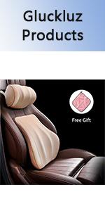 lumbar support seat cushion