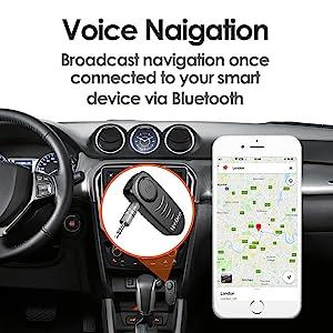 Voice Navigation Enabled
