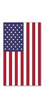 USA Embroidered 3x5 Flag