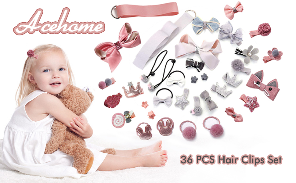 Acehome hair clips