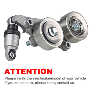 ATTENTION:Please verify the year/make/model of your vehicle and check your car