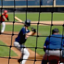 Back Stop Netting Baseball Softball Net Field