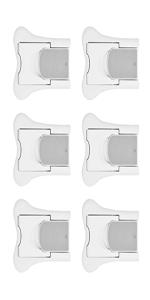Sliding Windows Locks 6 Pack