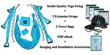 yoga swing ceiling mount antigravity yoga trapeze bundle anti gravity yoga trapeze kids air yoga