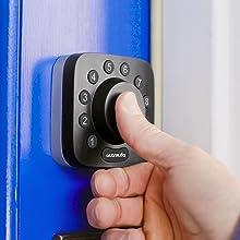 smart door lock smart lock