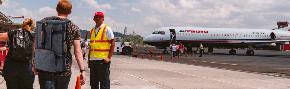 FAA Flight Approved Weekender Bag Carry