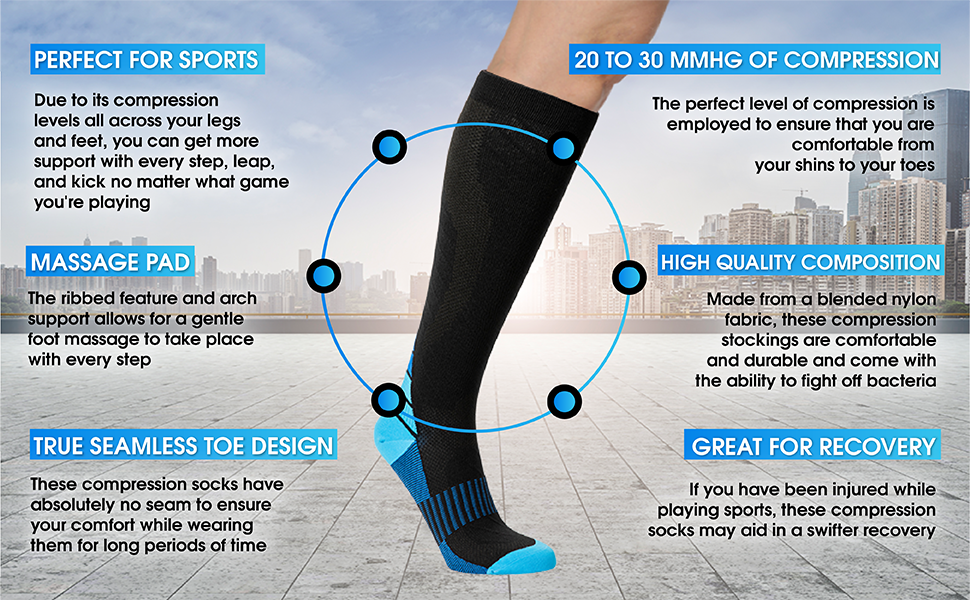 womens compression socks