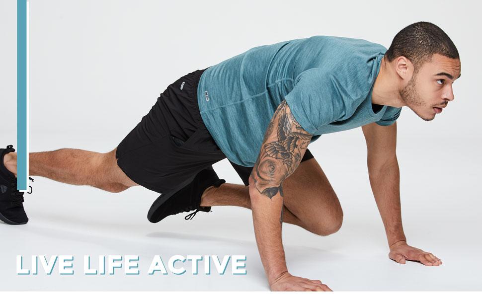 Live Life Active
