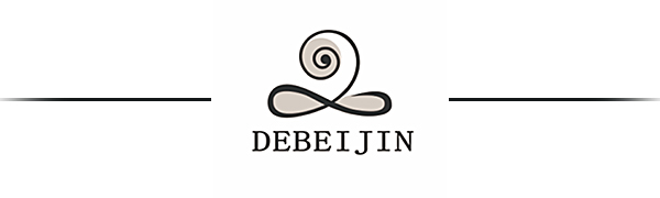 Debeijin violin logo