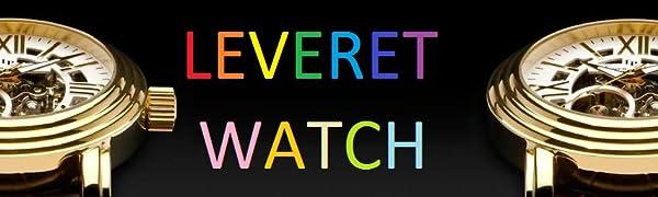 LEVERET WATCH