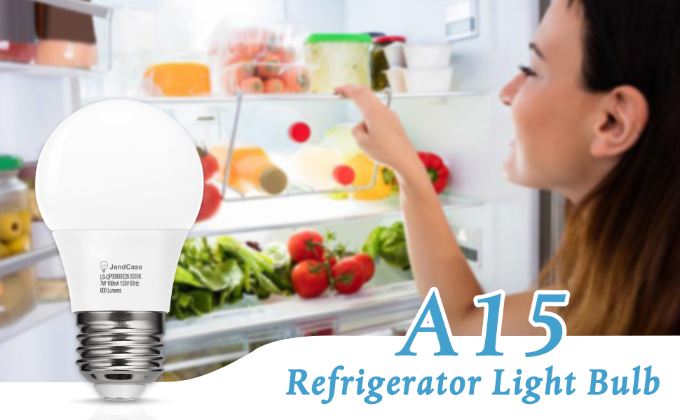refrigerator light bulb