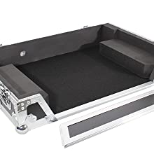 High-Density Foam Interior