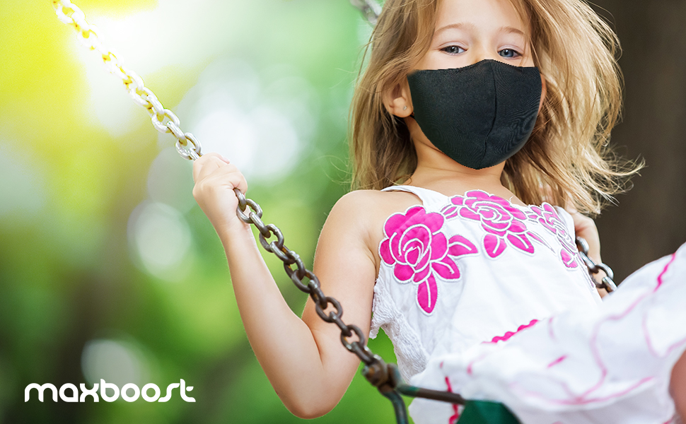 Maxboost Fabric Mask for kid