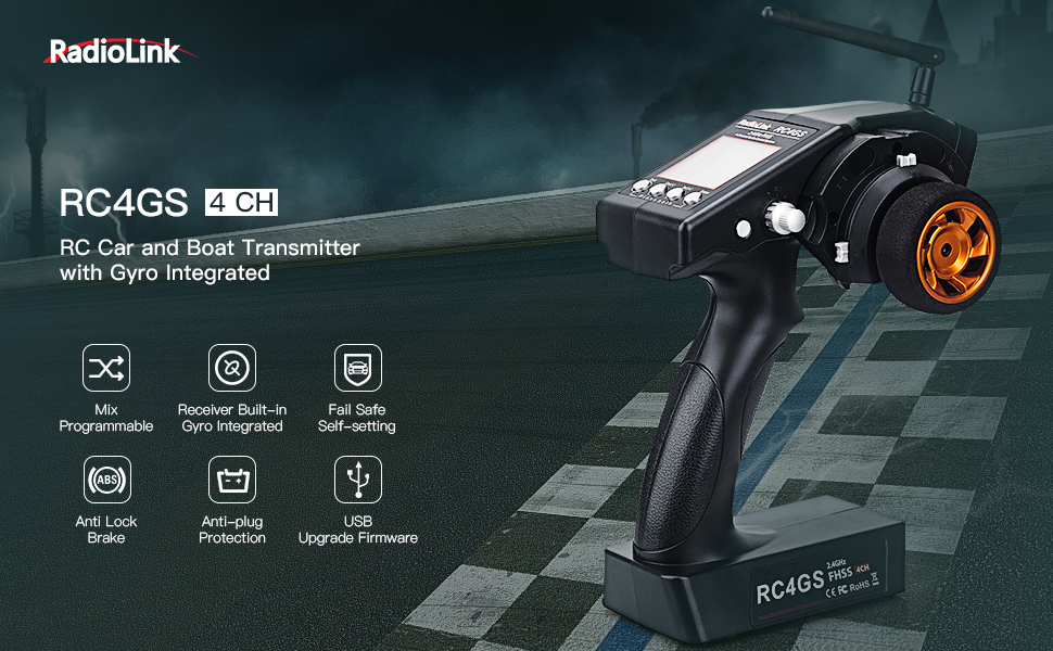 RC4GS RADIO