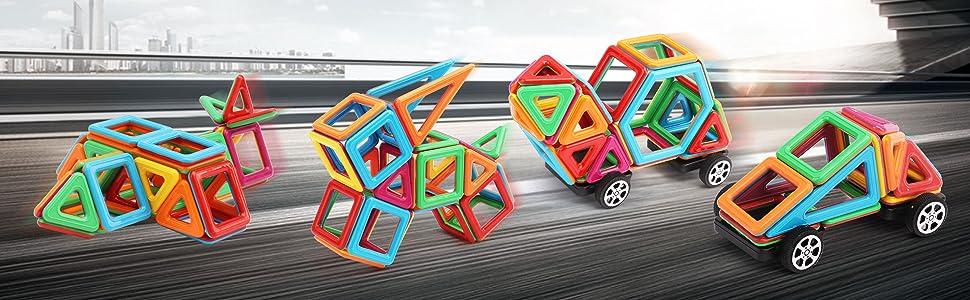 juguetes magnéticos para niños