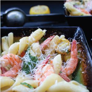 Sea Food Italian Pasta